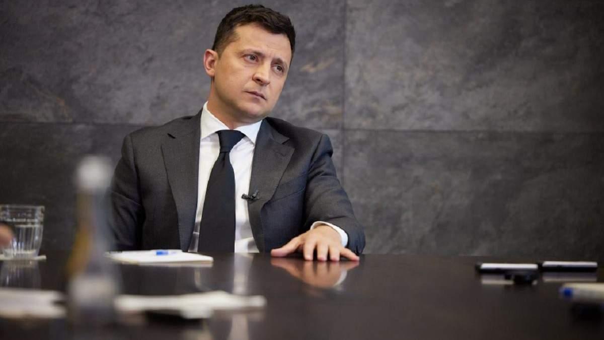 Зеленский о возможных договоренностях Байдена и Путина по Украине
