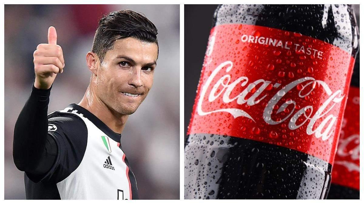 Роналду и обвал акций Coca-Cola: что на самом деле произошло на Евро-2020