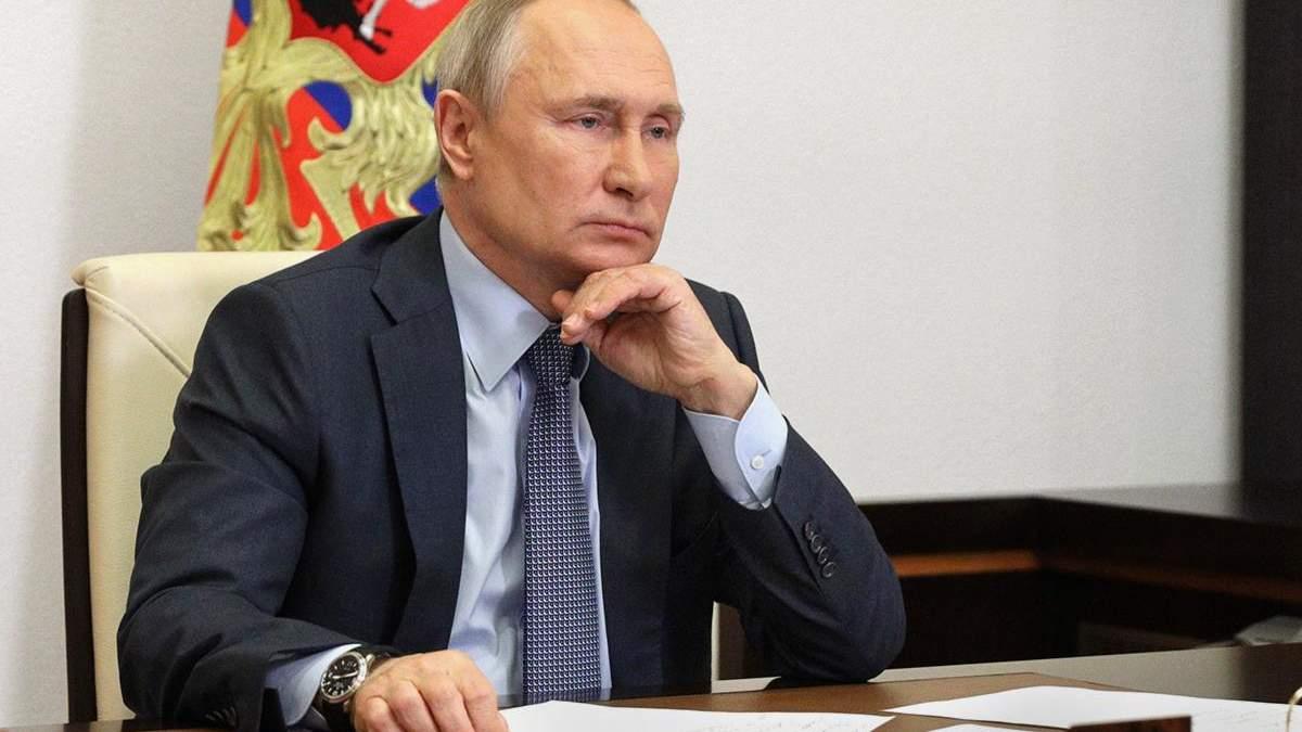 Зустріч Байдена і Путіна: у Кремлі заговорили про непідписні документи