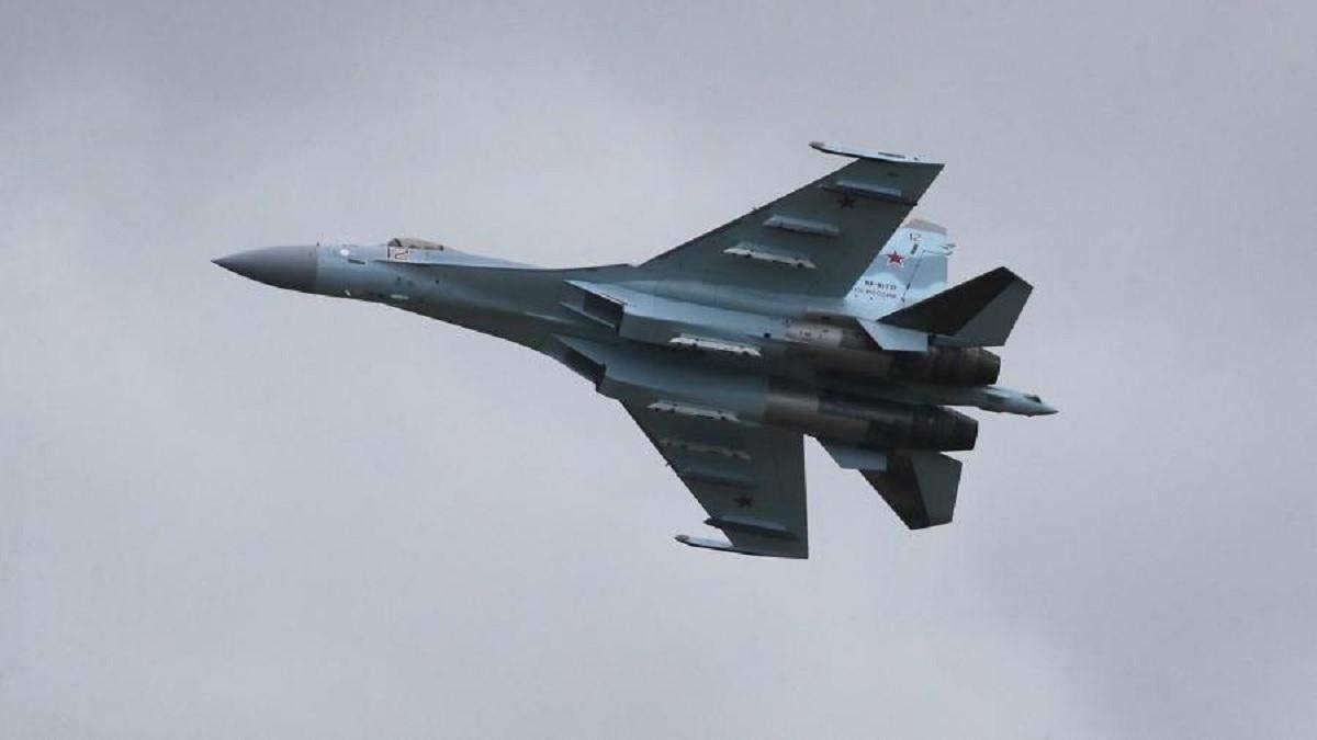 Російські винищувачі вдерлися у повітряний простір Естонії