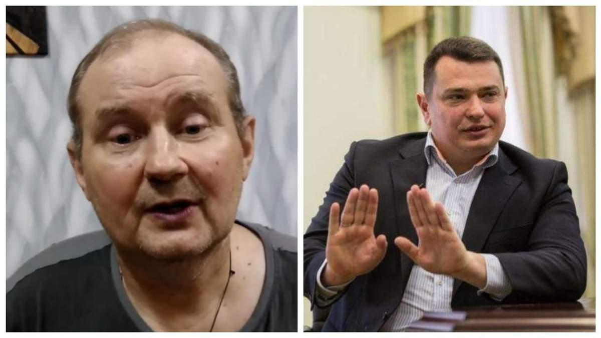 Микола Чаус записав нове відео і адресував його Ситнику: відео