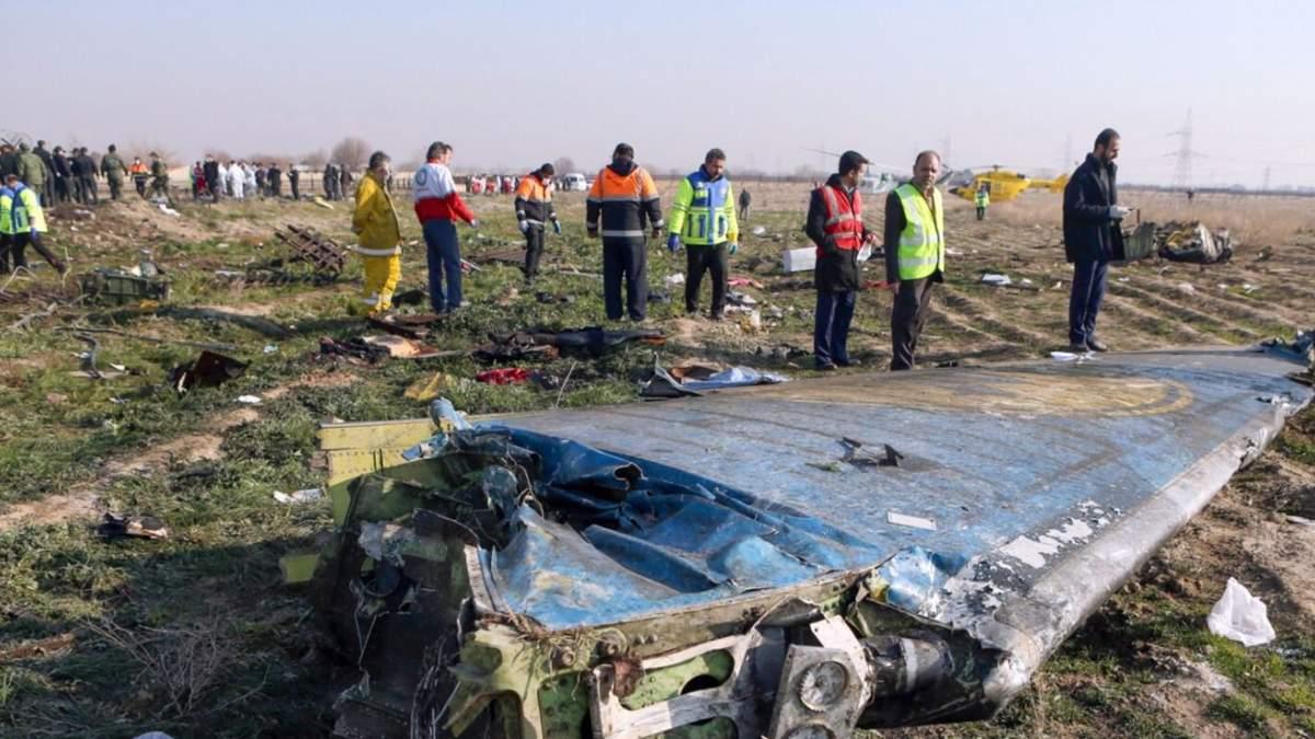 Катастрофа МАУ в Иране: Украина не исключает военного преступления