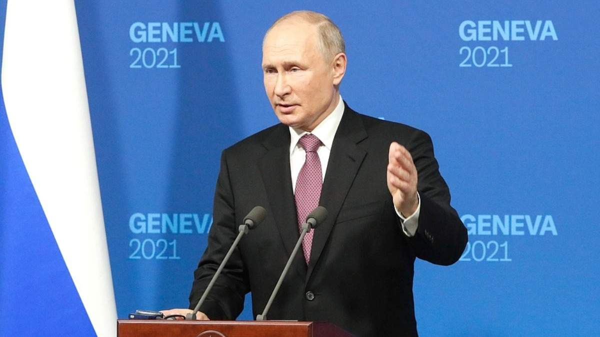 Путін навів приклад з Black Live Matters на питання про конкурентів