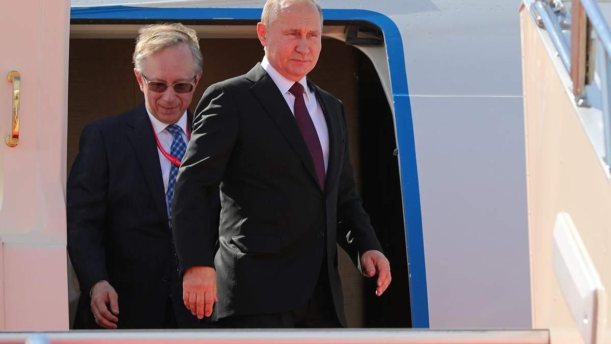 Байден не запросив Путіна у США, а Путін Байдена в Росію