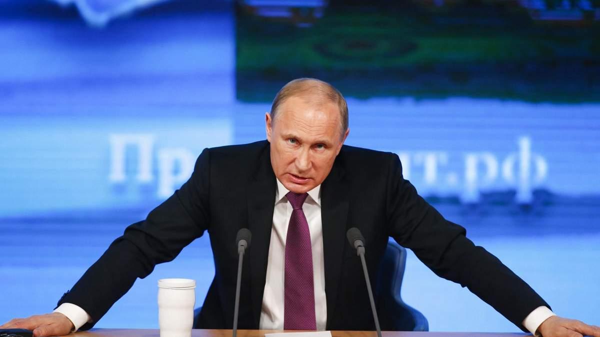 Сучасна Росія – це фашистський режим