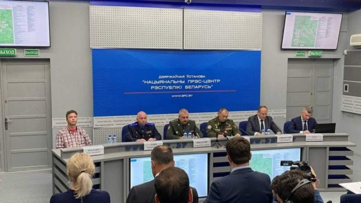 Бойовики допитали Протасевича: Україна вимагає пояснень