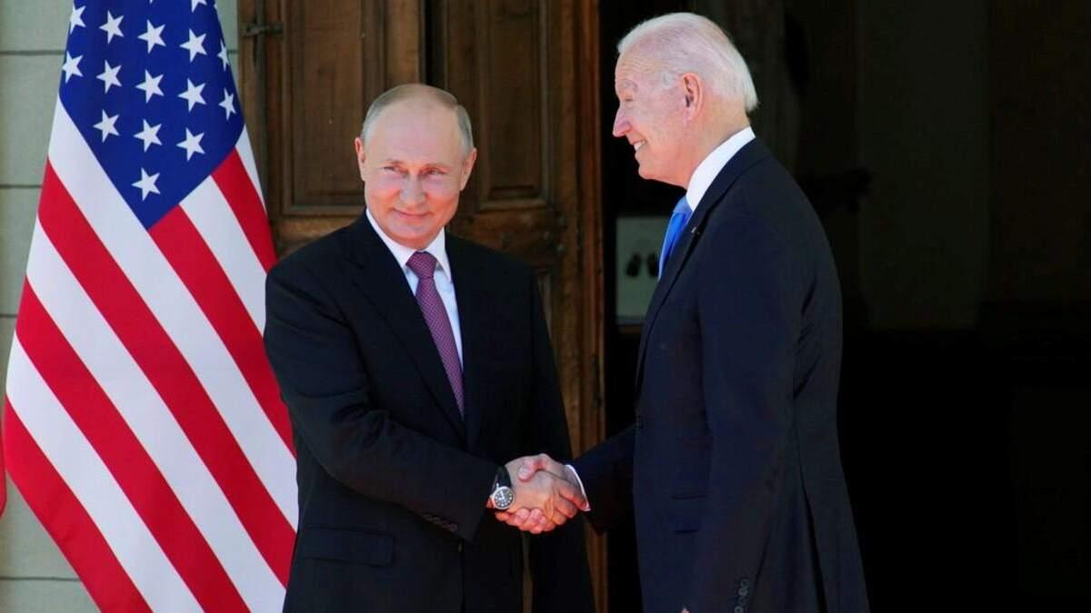 Голос Америки: Експерти оцінили зустріч Байдена з Путіним