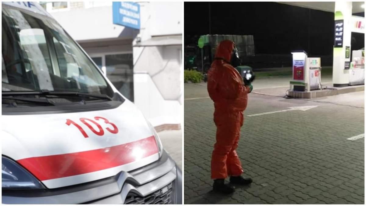 В Ивано-Франковске отравились 8 подростков: был запах газа