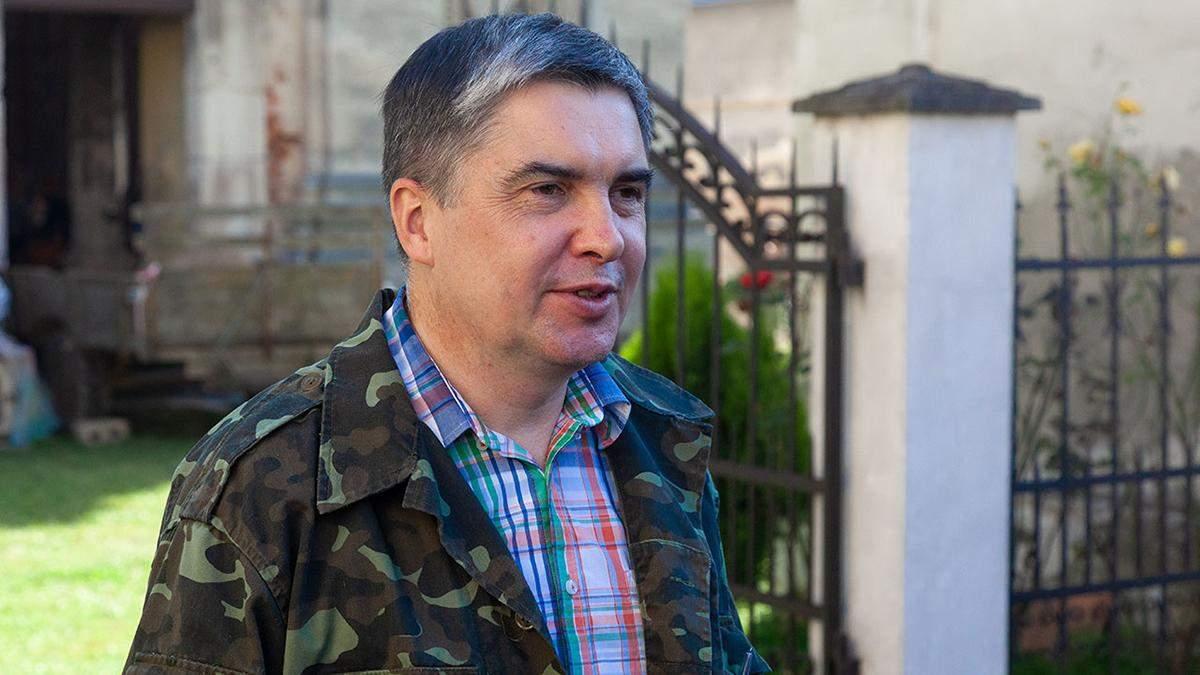 Памьяткоохоронця Василия Петрика выпустили из СИЗО