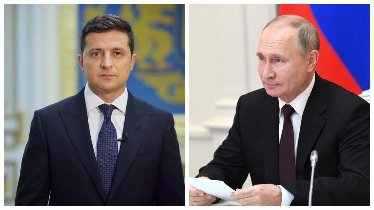 В Кремле подтвердили готовность к встрече Путина и Зеленского