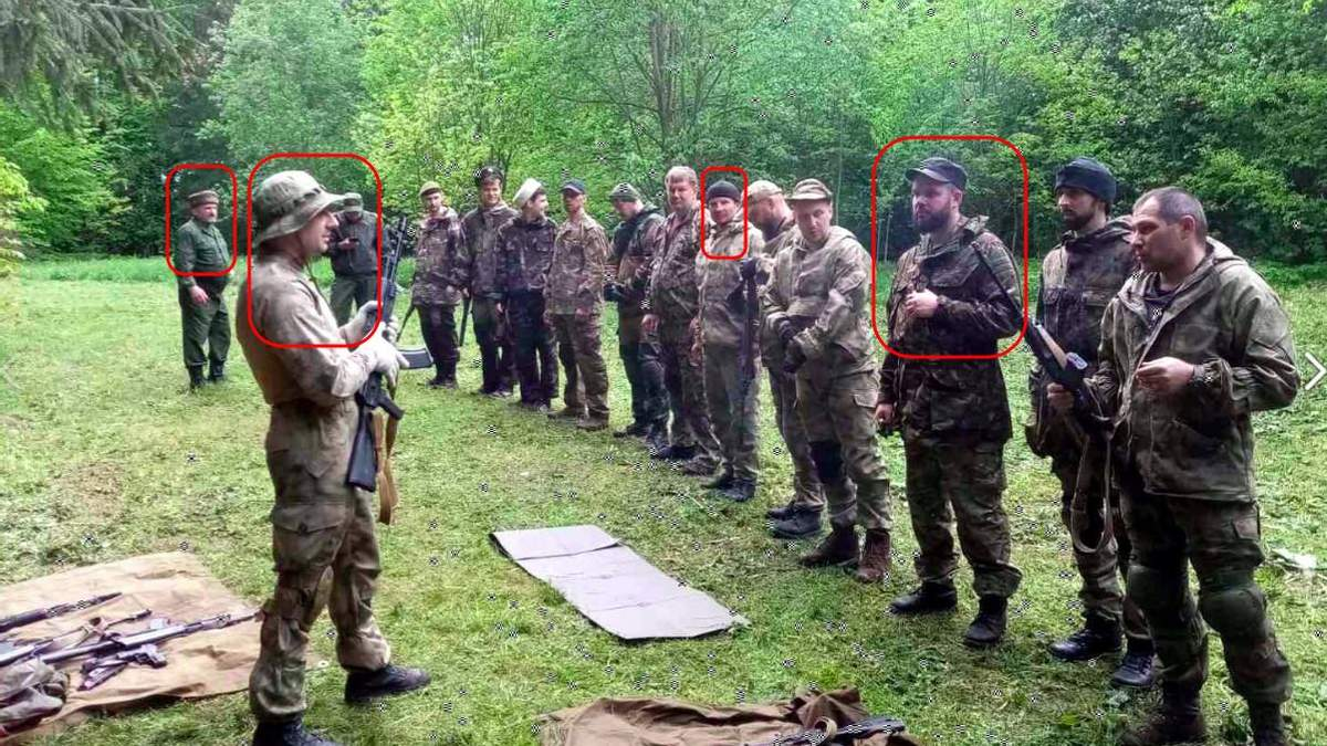 В Беларуси организуют пророссийские отряды самообороны