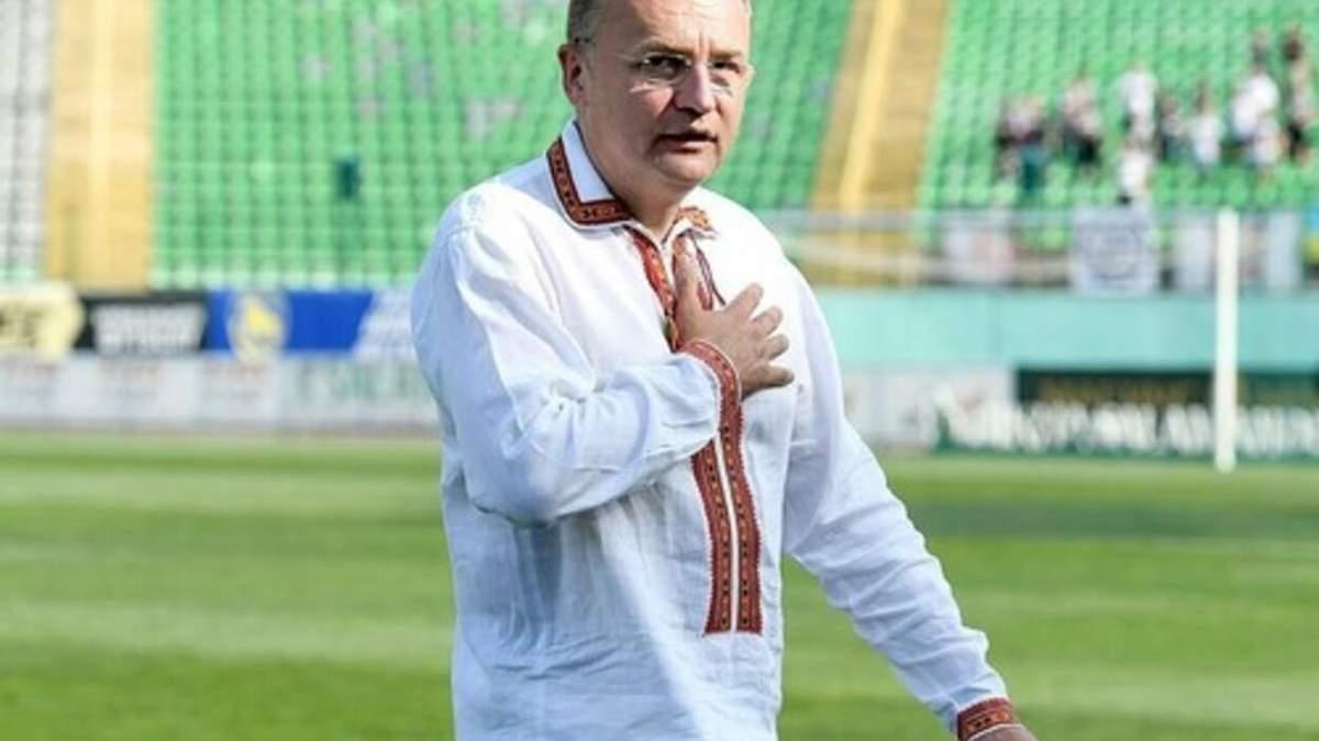 Очень крутая победа - реакция Садового на победу сборной Украины