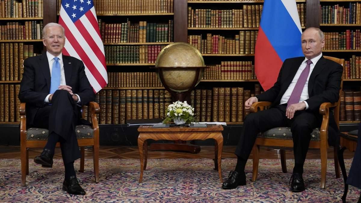 Путін отримав не те, що хотів: що буде з питанням України після саміту в Женеві