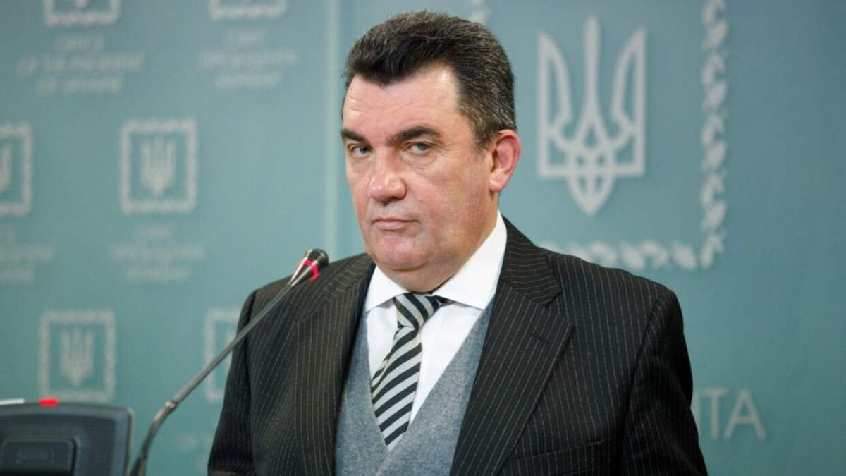 Серьезный и умный, - Саакашвили оценил Данилова и СНБО