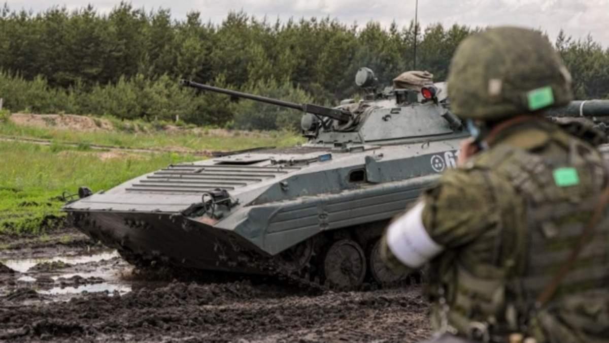 Захід досі вимагає від Росії пояснень щодо військ на кордоні