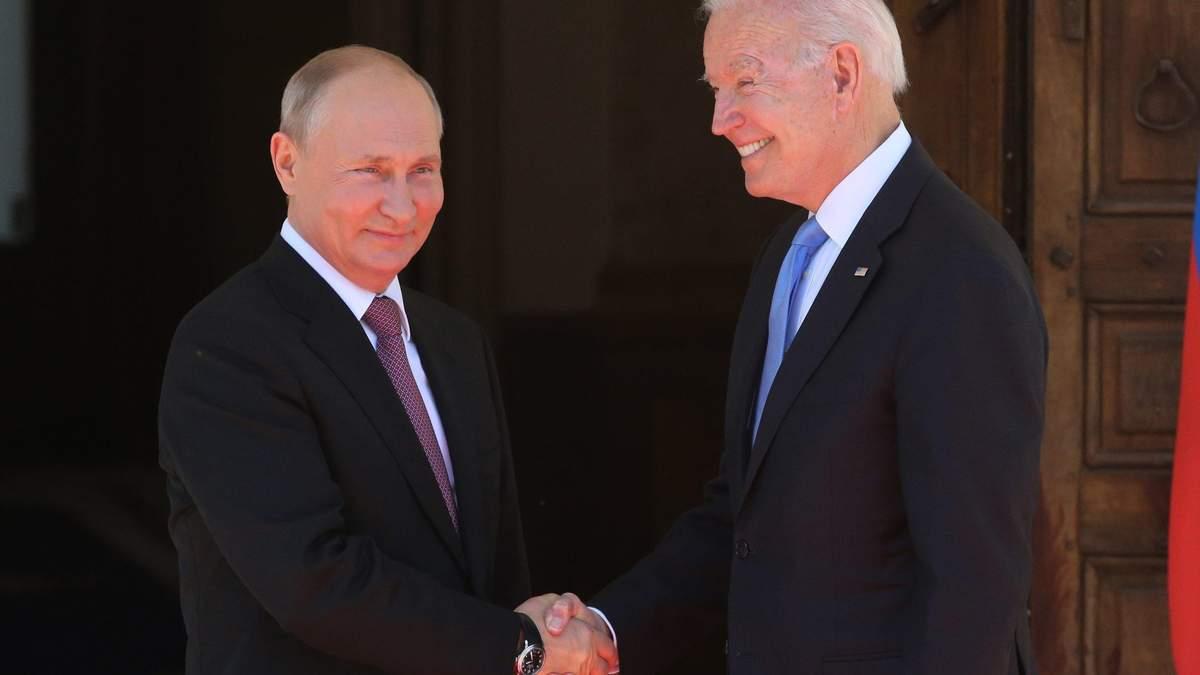Кулеба возразил торги вопросом Украины между Байденом и Путиным