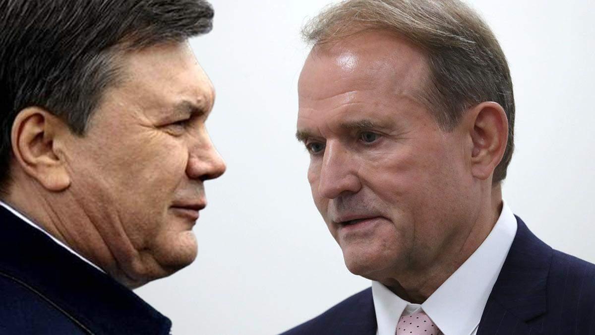 Тесно общался с Януковичем: роль Медведчука в период событий Майдана