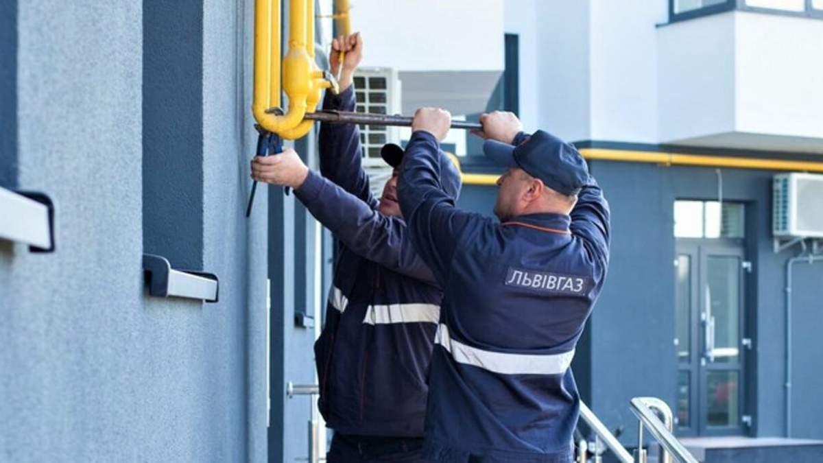 Львів звернеться у поліцію через масові відключення газу: Садовий дав доручення