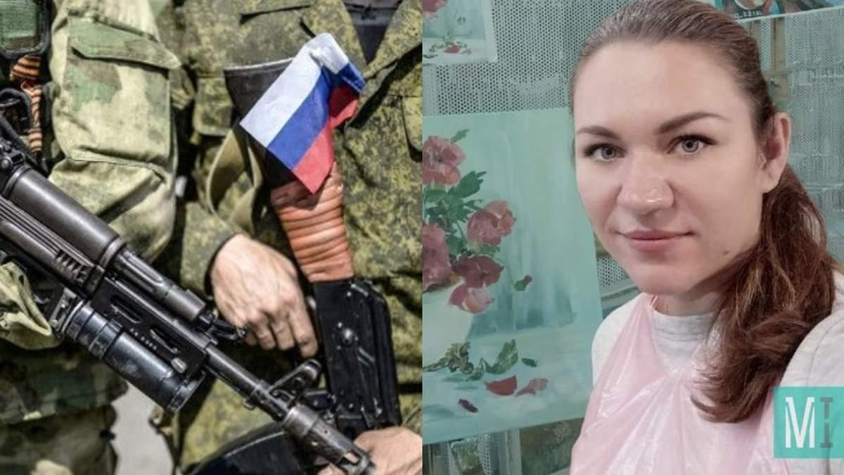 Боевики обвинили беременную женщину в шпионаже и держат в СИЗО