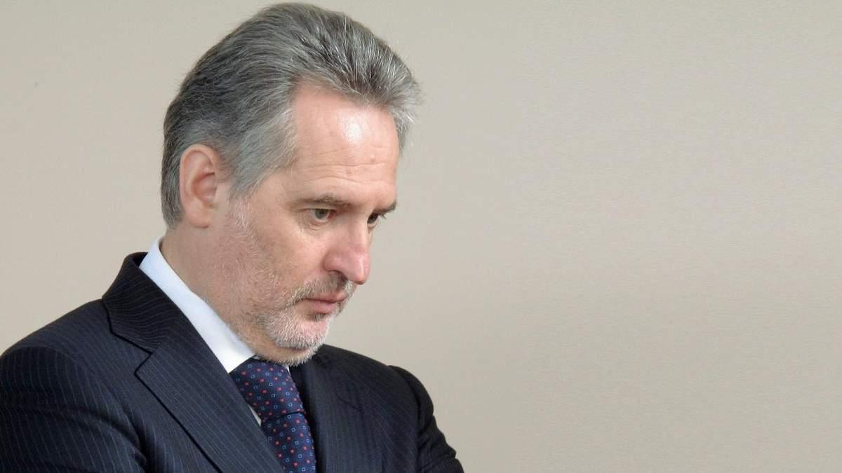 СНБО ввела санкции против Фирташа