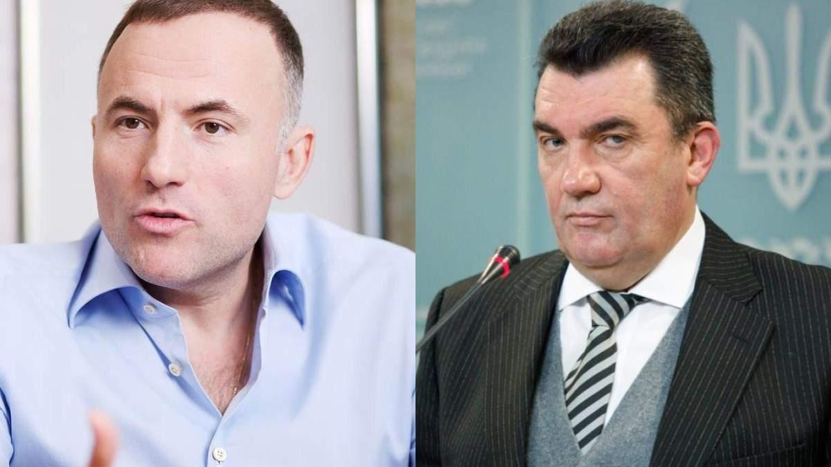 Це особиста помста Данілова, – Фукс про санкції РНБО проти себе