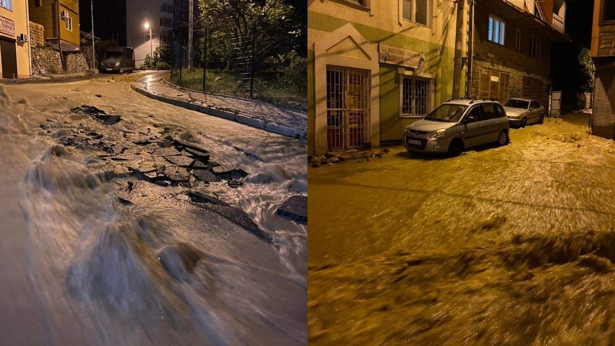 Оккупанты хотят эвакуировать людей из затопленной Ялты