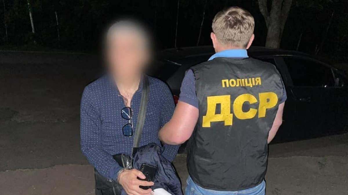 У Києві спіймали кримінального авторитета Діда: деталі