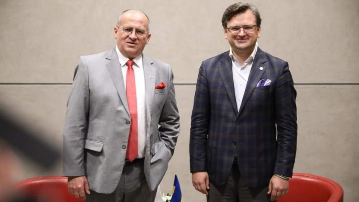 Украина и Польша договорились противодействовать Северному потоку-2