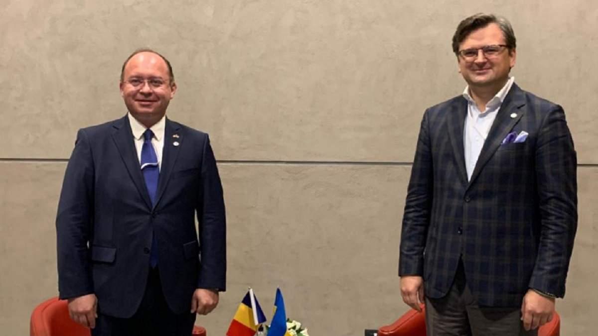 Украина хочет усилить сотрудничество с НАТО в Черном море
