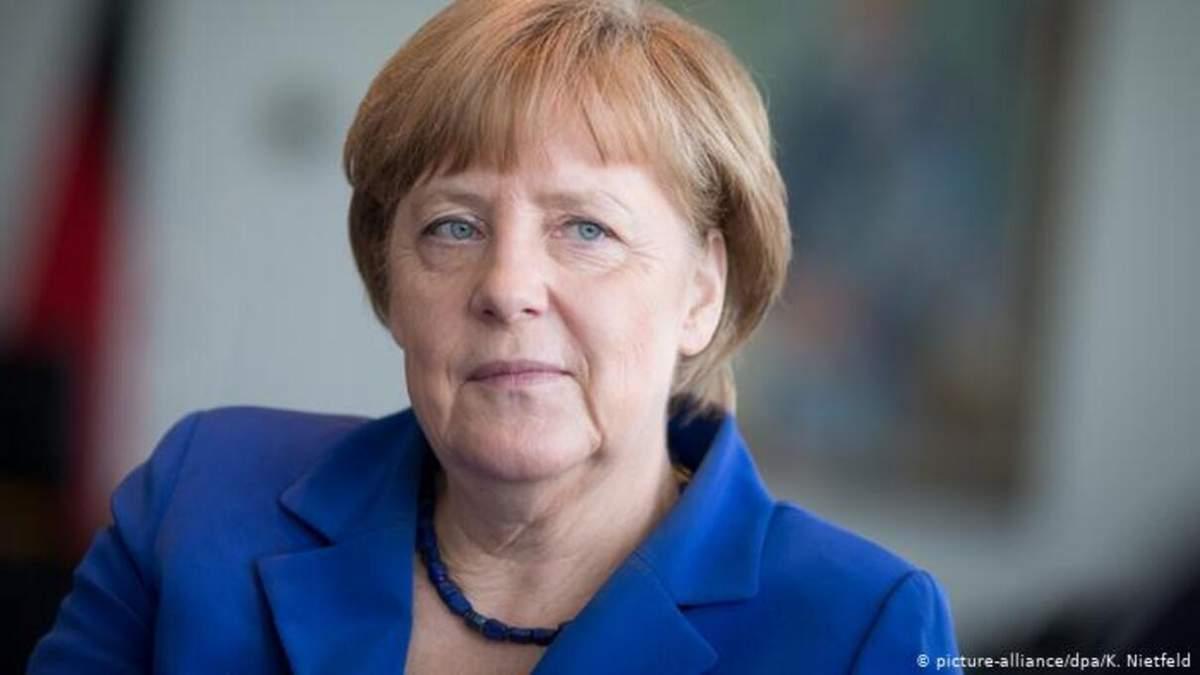 Меркель вважає, що ЄС слід розмовляти з Росією