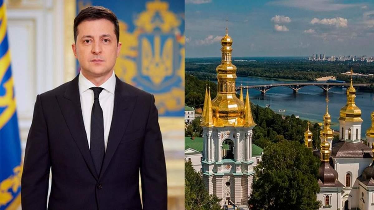 Зеленский поздравил украинцев с Троицей: что пожелал президент