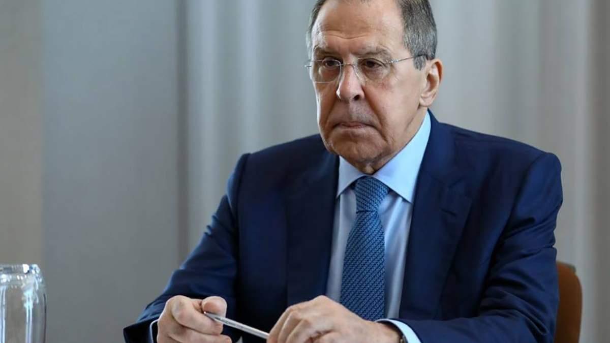 Лавров хочет уговорить ОБСЕ заставить Украину говорить с боевиками
