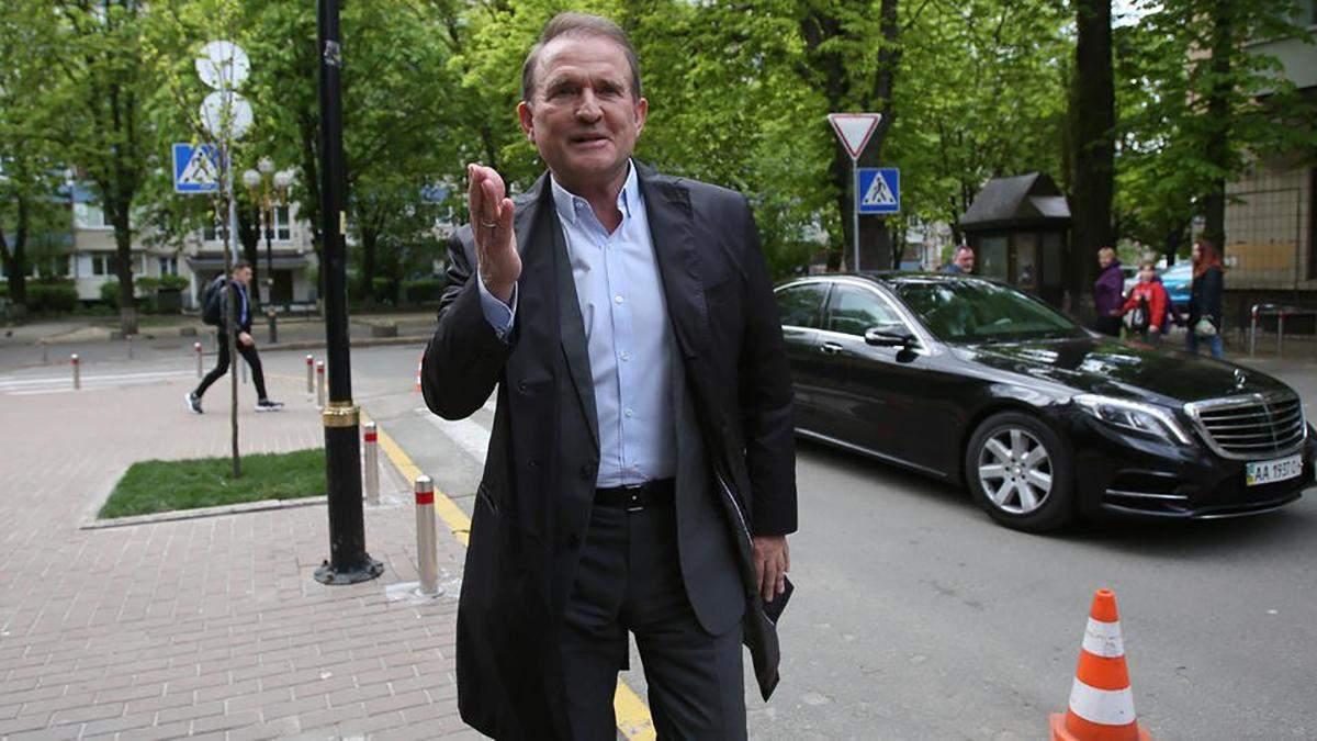 Медведчук хотів стати головним депутатом від ОПЗЖ