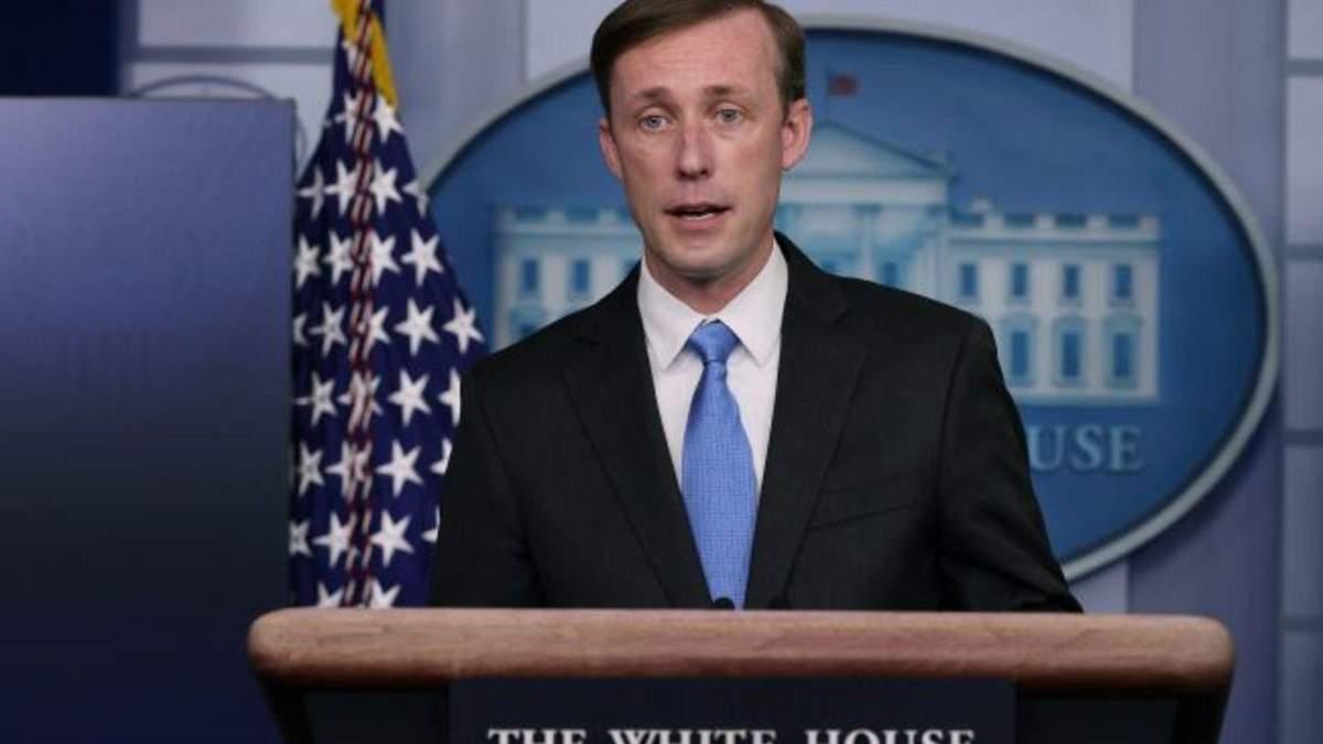 США продовжать вводити санкції проти Північного потоку-2