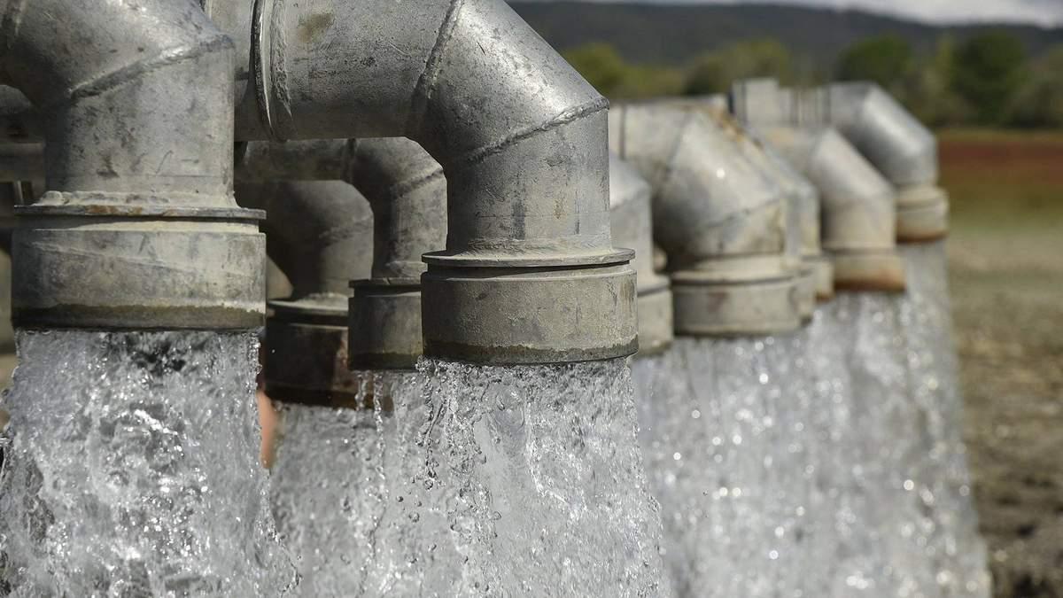 Россия хочет получить воду в Крым без обязательств - Полозов