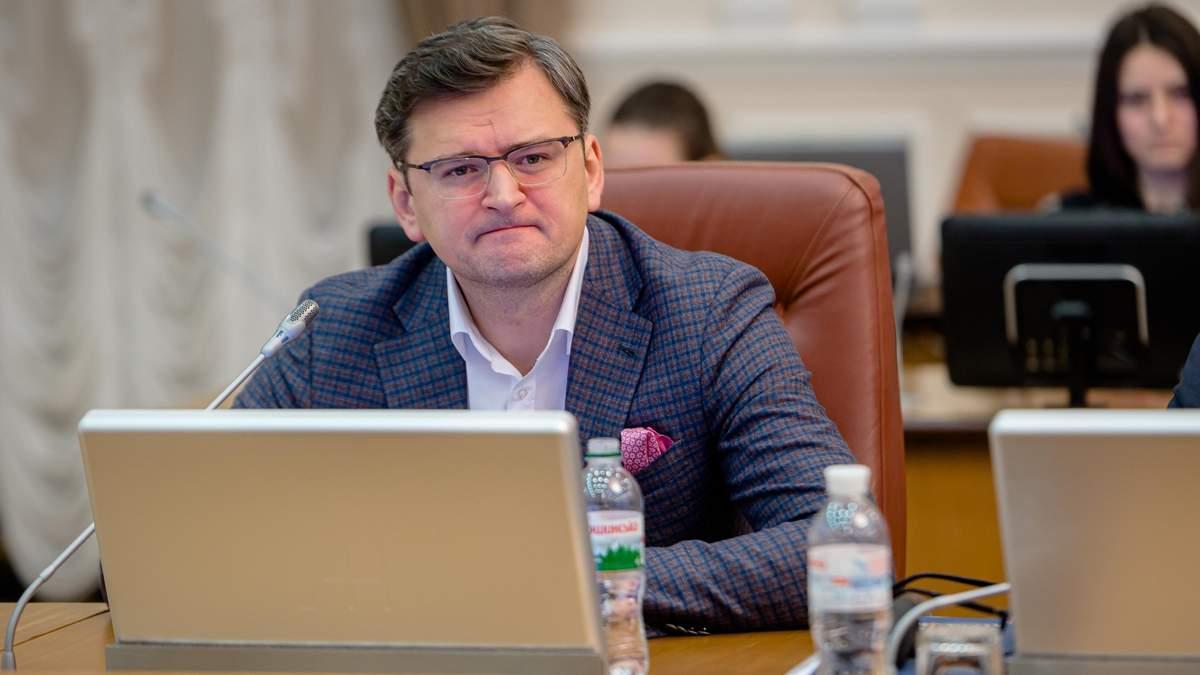 Кулеба: с 2008 года НАТО не сделало ни одного шага для членства Украины в Альянсе