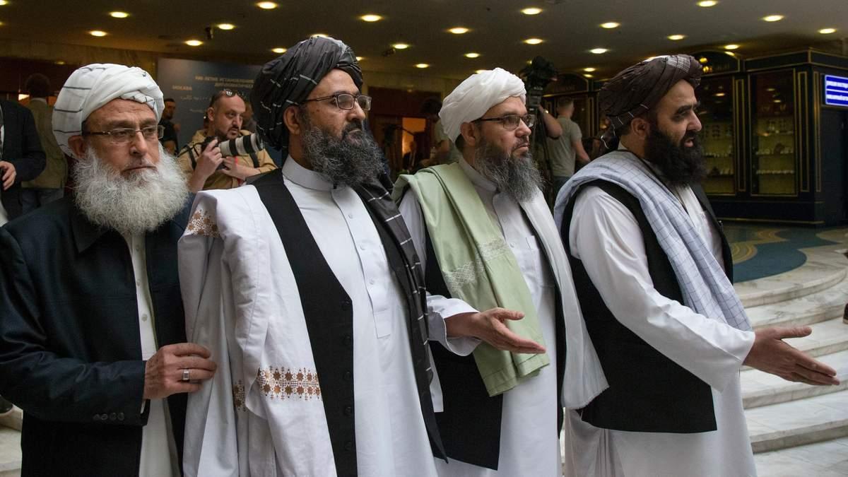 Талибы заявили о готовности к мирному решению конфликта в Афганистане