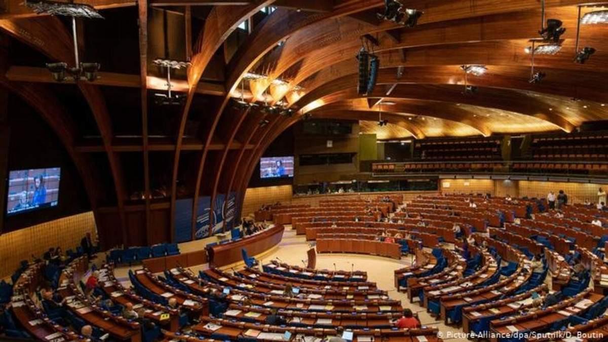 ПАРЄ 21.06.2021 розгляне резолюцію щодо кримських татар