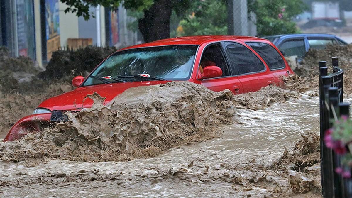 Дожди в Крыму на общий баланс воды не влияют, – Полозов