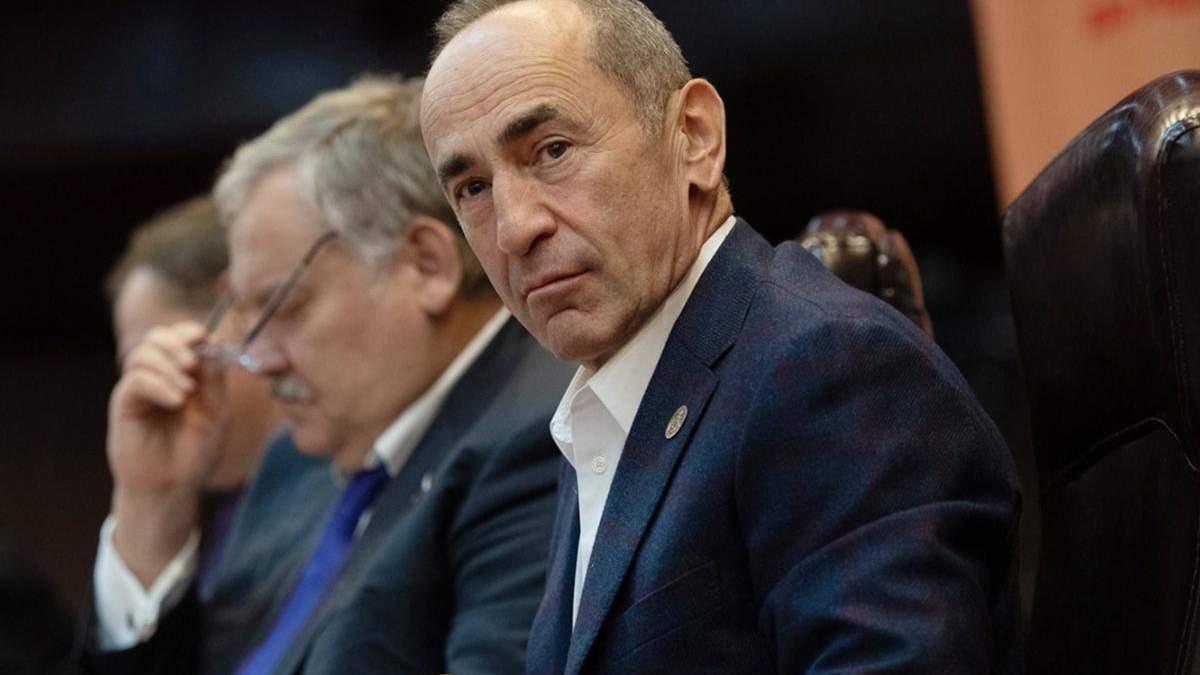 Оппозиция в Армении не признает результатов выборов