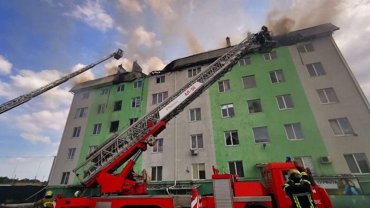 Взрыв в многоэтажке под Киевом: нашли тело жертвы