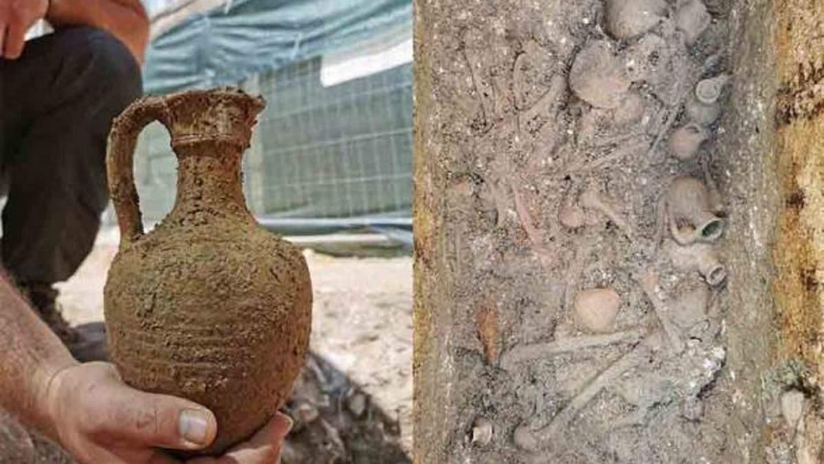 В Хорватии на острове Хвар откопали древний некрополь - фото
