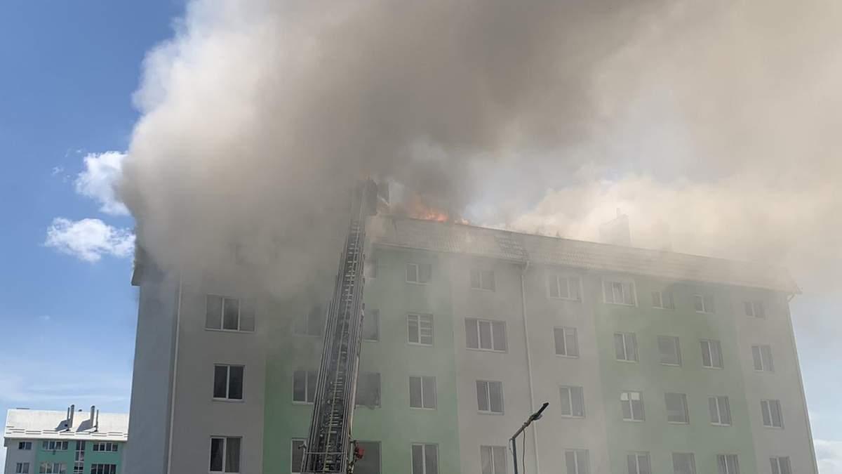 Внаслідок вибуху в багатоповерхівці під Києвом вже двоє загиблих