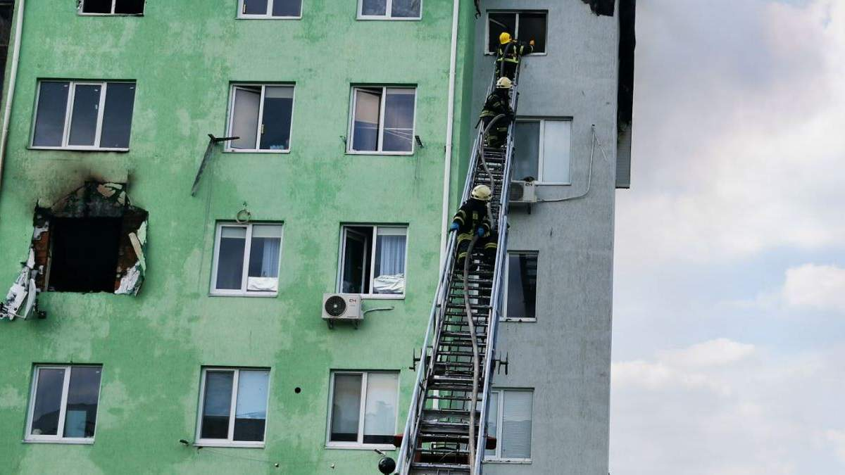 Причиной взрыва в Белогородке под Киевом могла быть граната, – ГСЧС