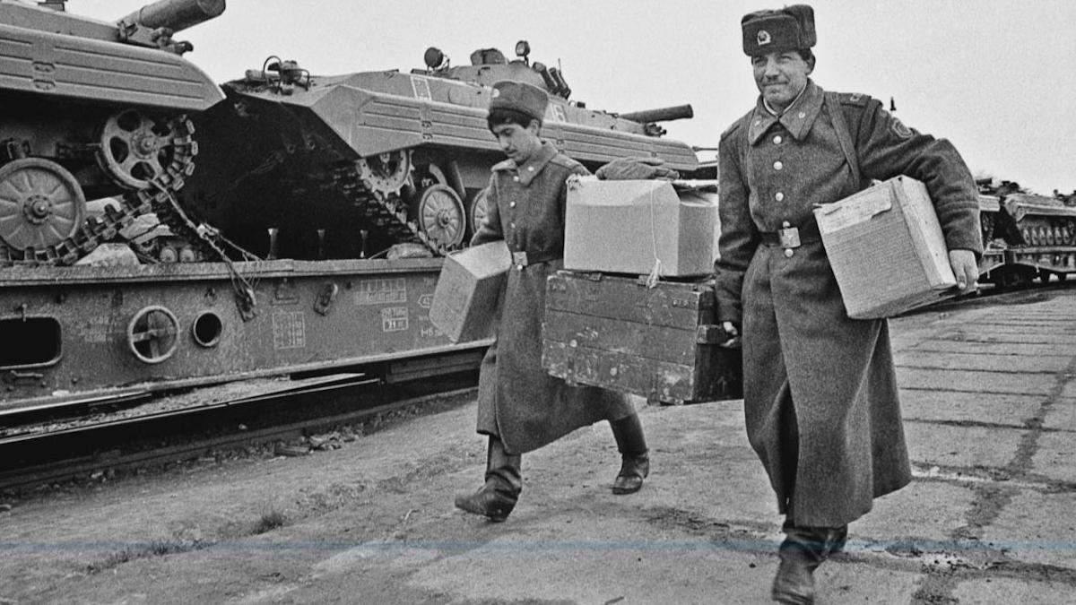 В Чехии отметили 30-летие окончания советской оккупации