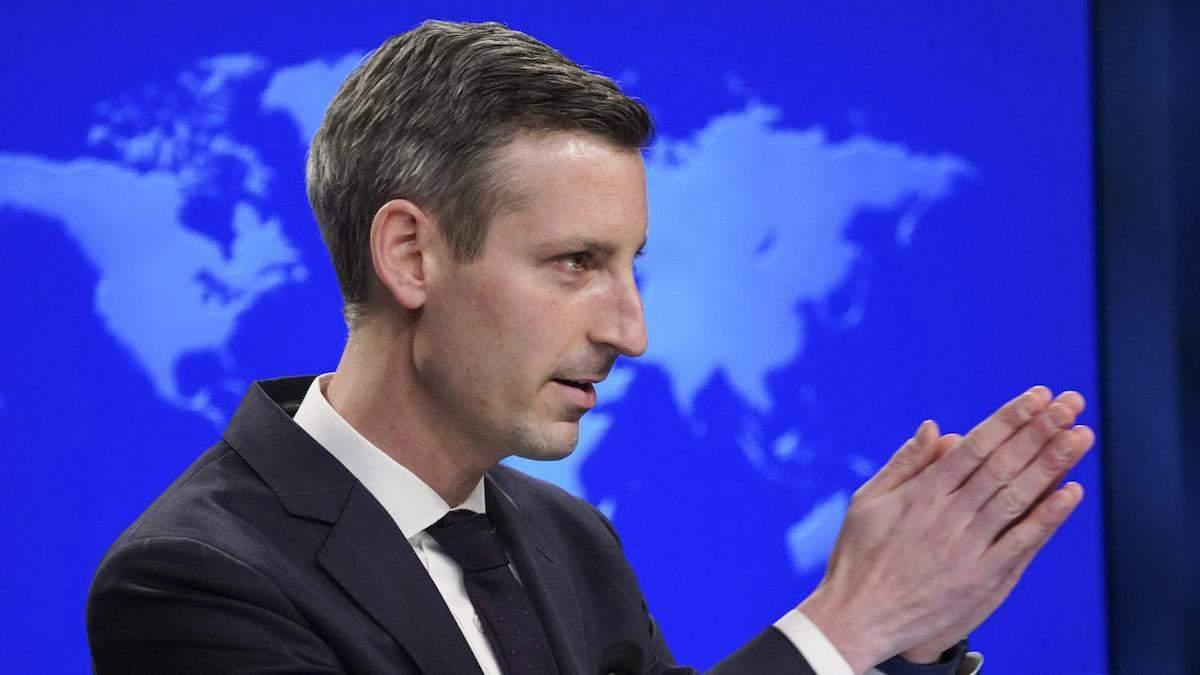 США обсудят Украину в рамках стратегического диалога с Россией