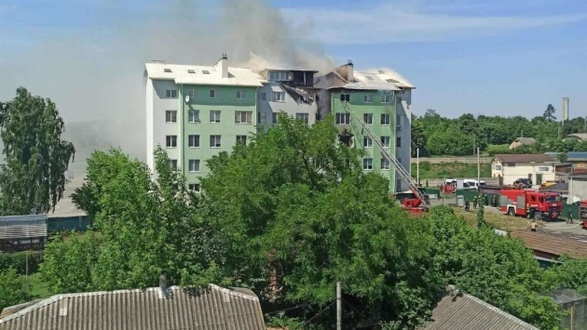 В доме в Белогородке могло сдетонировать взрывное устройство