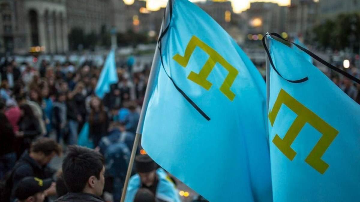 В Крыму оккупанты вручали активистам предостережение