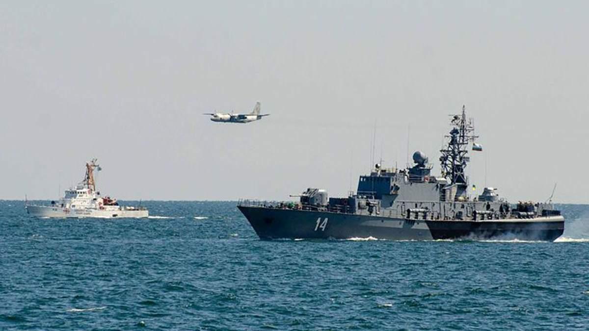Украина проведет учения Sea Breeze с рекордным количеством стран