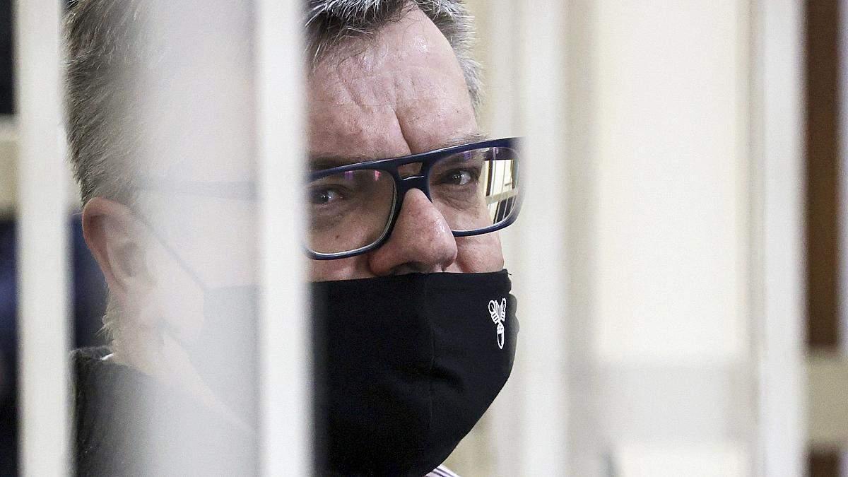 Віктора Бабарика хочуть засудити до 15 років